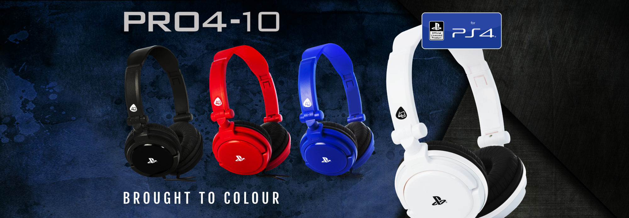 PRO4-10 Stereo Gaming Headset