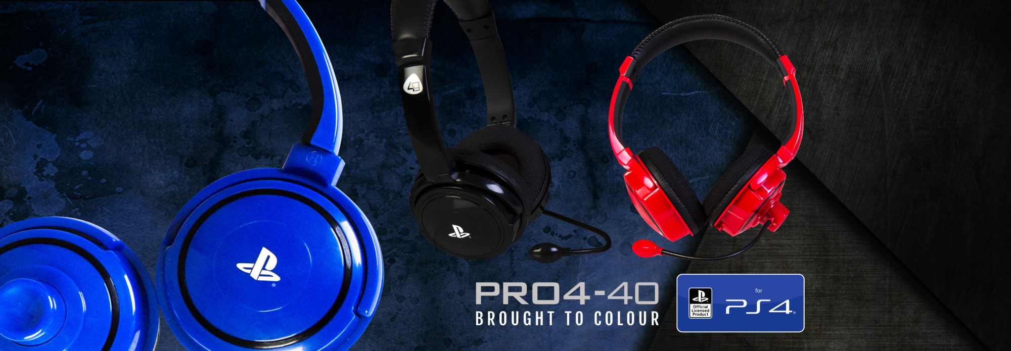 PRO4-40 Stereo Gaming Headset