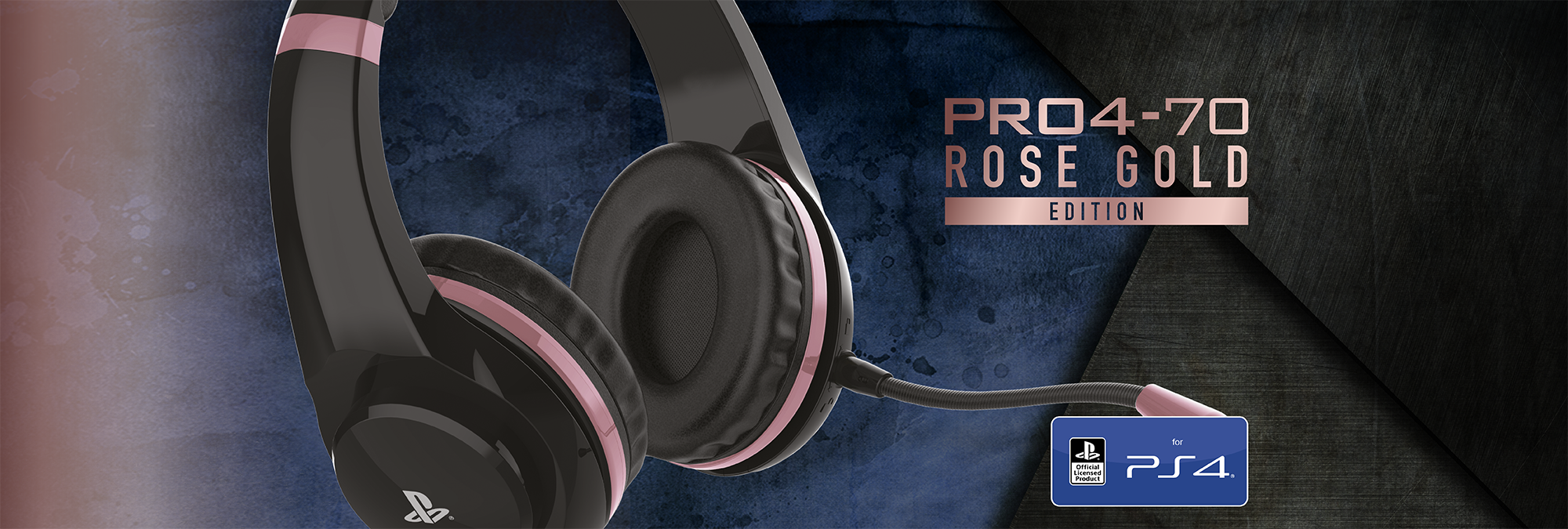 PRO4-70 ROSE GOLD EDITION