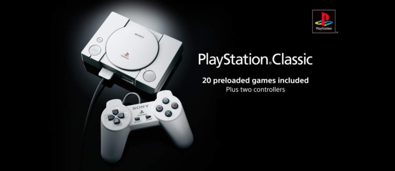 Games on PS Classic