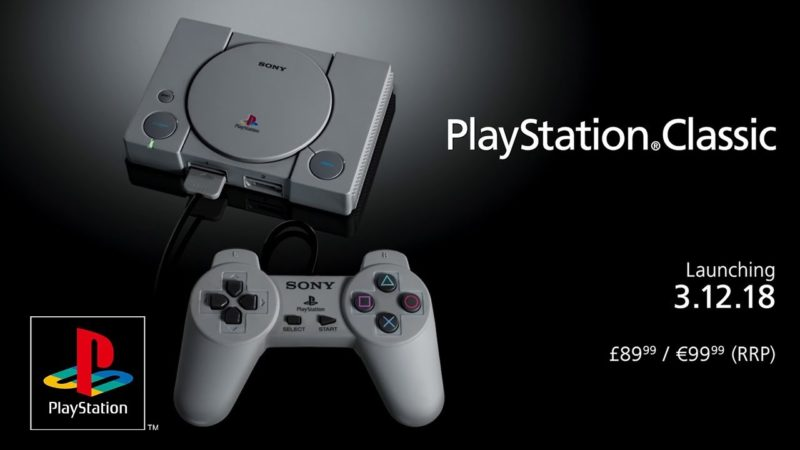 PS Classic Release